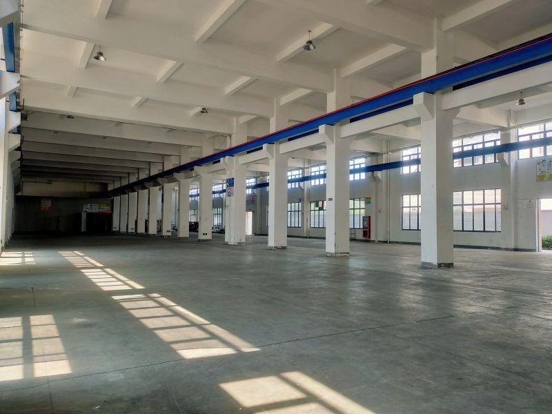 外冈工业区多栋多层厂房出租,面积500到1000平米可分割
