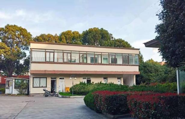 出售浦东外高桥独院占地15亩5693平米丙类厂房