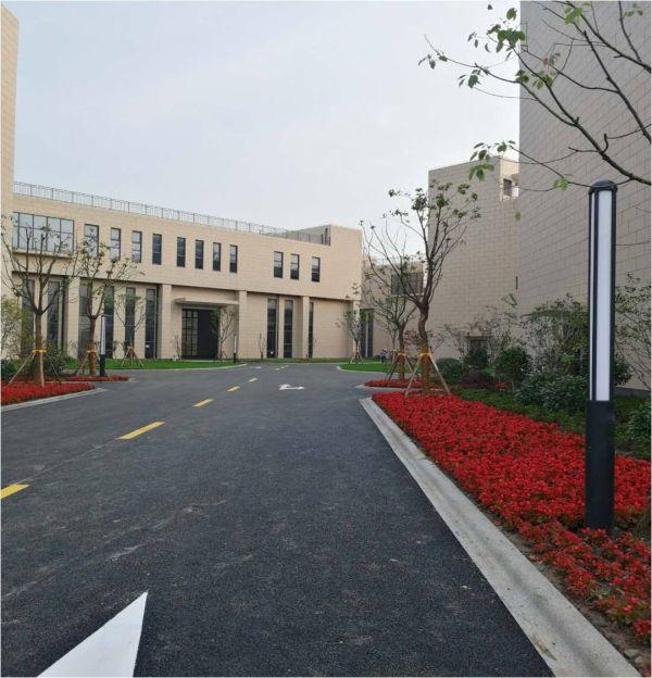 出租:庄行独幢2200平米--3500平米双层三层厂房