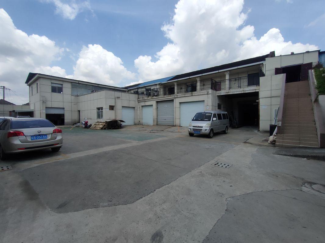 赵巷独院3.5亩红证厂房出售